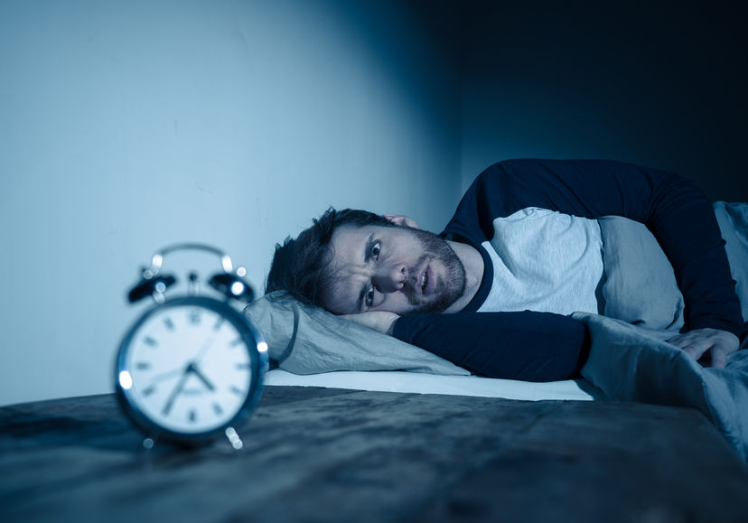 goed slapen een probleem?
