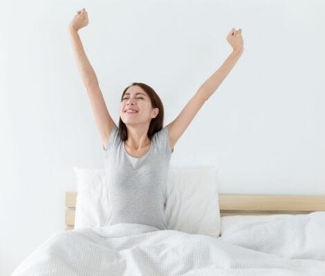 minder stress, beter slapen